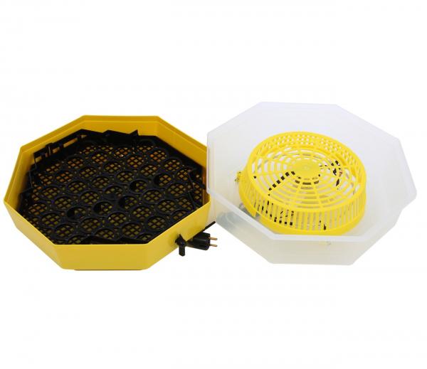 Incubator electric pentru oua cu dispozitiv intoarcere, Cleo, model 5D 1