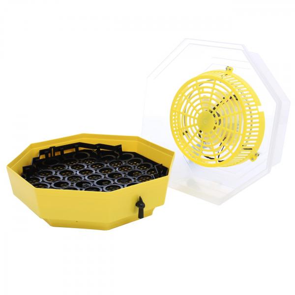 Incubator electric pentru oua cu dispozitiv intoarcere, Cleo, model 5D 2