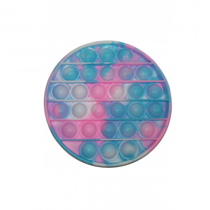 Jucarie antistres, Pop it, silicon, 13 cm [5]