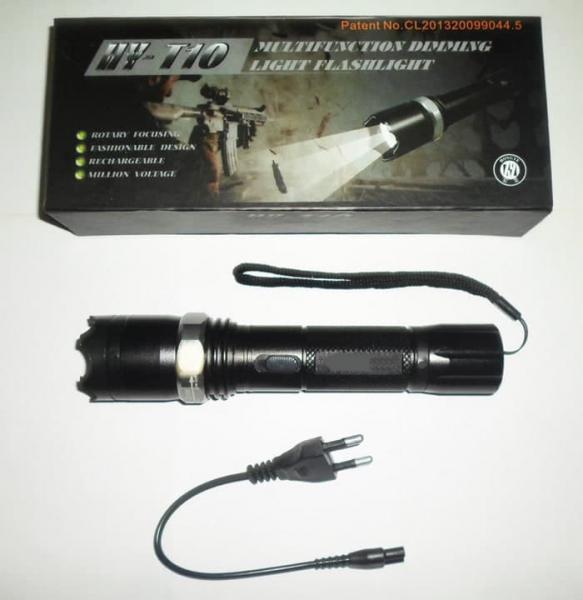 Lanterna cu electrosoc HY-T10, 10.000 KV [5]
