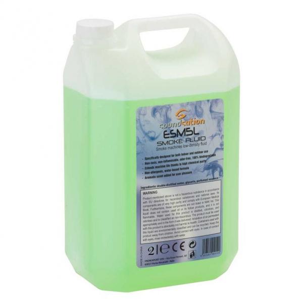 Lichid special pentru masina de fum, capacitate 2 L 0