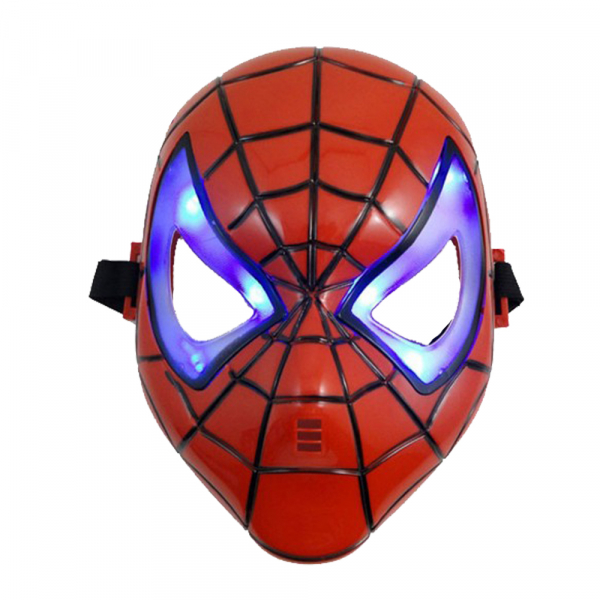 Masca Spiderman Infinity War LED [0]