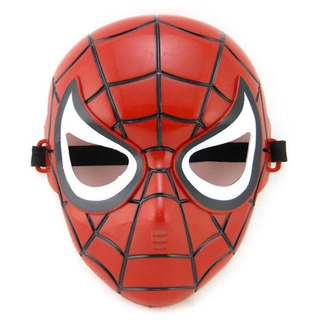 Masca Spiderman Avengers, plastic [0]