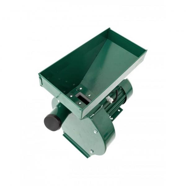 Moara Micul Meserias, 3.5 kW, 3000 rpm, 5.2A, 200-500 kg/h, verde 1