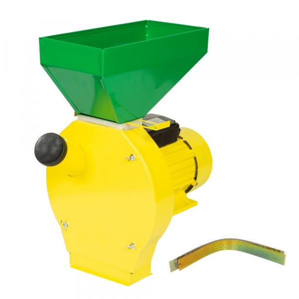 Moara Electrica ProCraft, 3.5 kW, 3000 rpm, 3 site interschimbabile, dispozitiv pentru maruntirea tulpinilor cadou 3