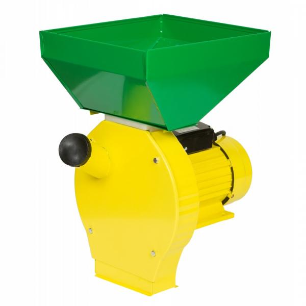 Moara Electrica ProCraft, 3.5 kW, 3000 rpm, 3 site interschimbabile, dispozitiv pentru maruntirea tulpinilor cadou 1