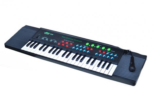 Orga electronica cu multiple functii si microfon Miles 3738 0
