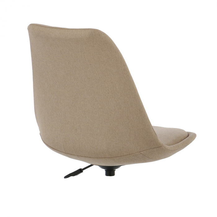 Ansamblu scaun de birou Kring Havana, material textil, bej [1]