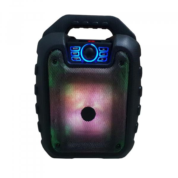 Boxa Portabila, Bass Master, 1200 mAh, USB 2.0, card SD 0