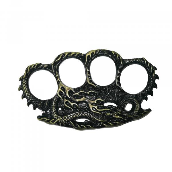 Rozeta, tip Box-Pumnal, model Fire Dragon Skin, aramiu [0]
