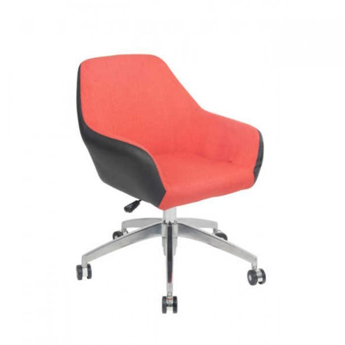 Scaun directorial US63 textil portocaliu 0