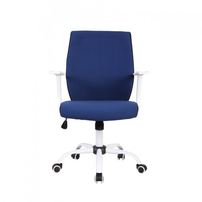 Scaun directorial US71 Micro albastru 3