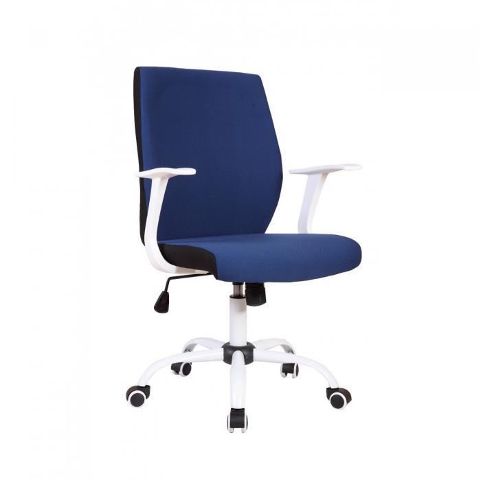 Scaun directorial US71 Micro albastru 0