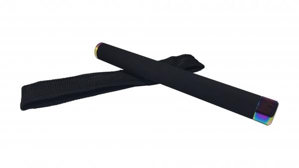 Set baston telescopic 66 cm  + box negru model 2017 3