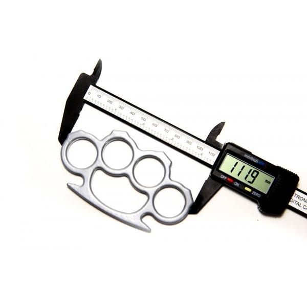 Set baston telescopic flexibil negru 47 cm + box argintiu 0.5 cm grosime 5
