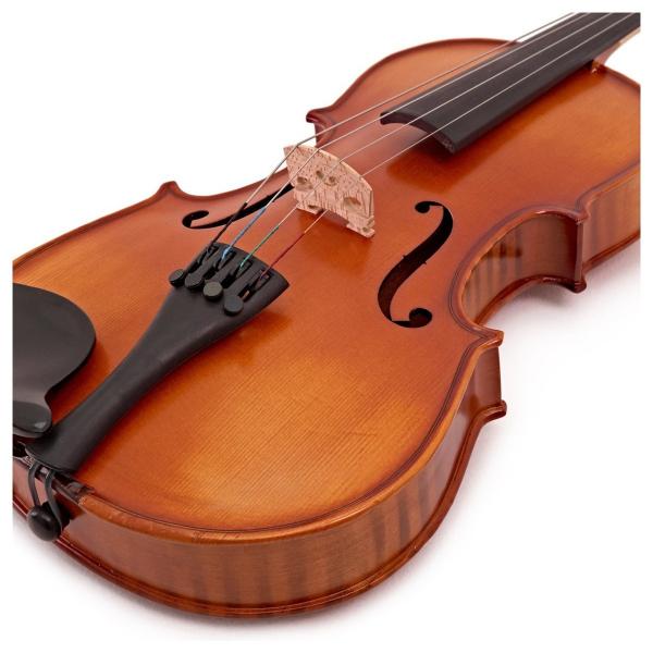 Vioara clasica din lemn 1/8 toc inclus 2