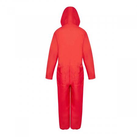 Costum pentru copii, La Casa de Papel, rosu [1]