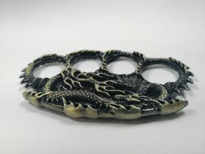 Rozeta, tip Box-Pumnal, model Fire Dragon Skin, aramiu [4]