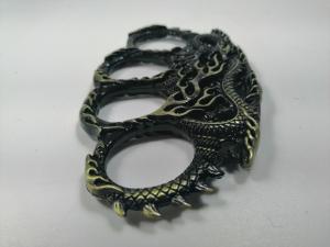 Rozeta, tip Box-Pumnal, model Fire Dragon Skin, aramiu [1]