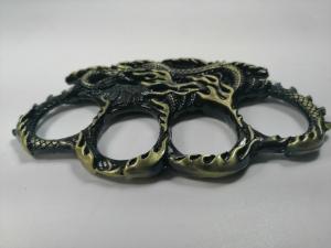 Rozeta, tip Box-Pumnal, model Fire Dragon Skin, aramiu [2]