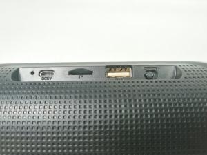 Boxa portabila, Charge 1+, Wireless, 800 mAh, negru3
