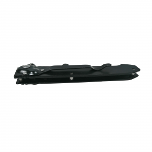 Cutit-Briceag, automatic, negru, prindere curea, 21.5 cm2