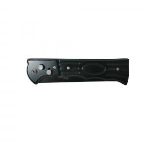 Cutit-briceag, otel inoxidabil, Columbia, negru, 22 cm [1]