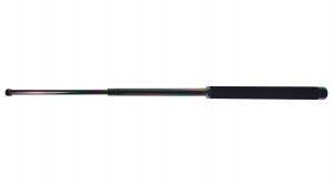 Baston telescopic 66 cm fade - rainbow - curcubeu2