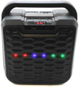 Boxa Portabila, Bass Master, 9W, USB 2.0, bluetooth1