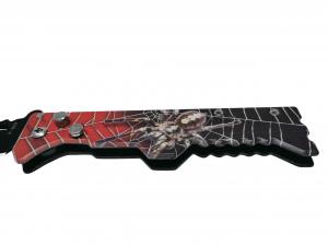 Briceag automat, Spider Assault, otel inoxidabil, 21.5 cm2