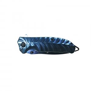 Briceag-cutit, otel inoxidabil, albastru, Knife of Atlantis, 23 cm1