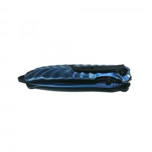 Briceag-cutit, otel inoxidabil, albastru, Knife of Atlantis, 23 cm2
