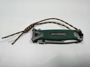 Briceag-cutit, otel inoxidabil, natur, Browning, Camping Knife, 21,5 cm5