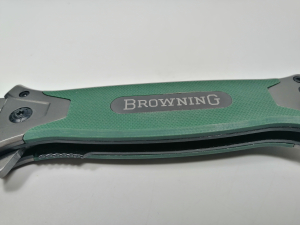 Briceag-cutit, otel inoxidabil, natur, Browning, Camping Knife, 21,5 cm3