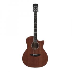 Chitara clasica 4/4, Classic Brown, 95 cm0