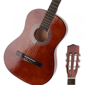 Chitara clasica din lemn 95 cm, Clasic Brown2