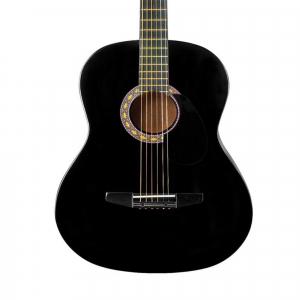 Chitara clasica din lemn 95 cm, Clasic Black1