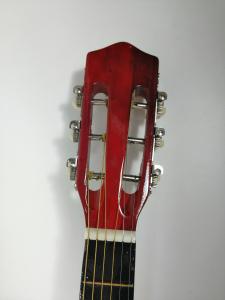Chitara clasica din lemn 95 cm, natur clasic2