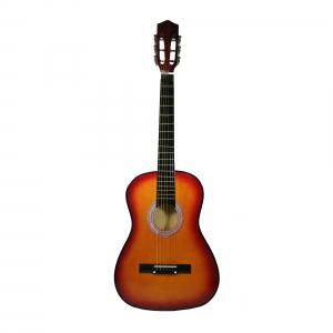 Chitara clasica din lemn 95 cm, natur clasic0