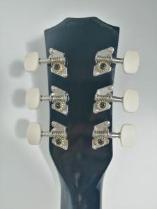 Chitara clasica din lemn 95 cm, Cutaway Country Black3