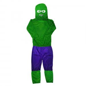 Costum pentru copii Testoase Ninja - Lucha Libre, marimea M, 5-7 ani1