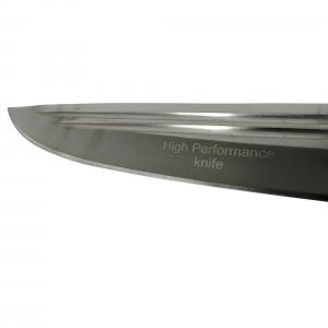 Cutit de vanatoare, Celtic Blade, 36 cm, argintiu5