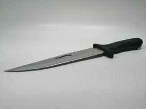 Cutit de vanatoare, Jungle Fever, 33.5 cm, argintiu [2]