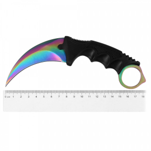 Cutit-Karambit, Rainbow Blade, 25 cm [2]