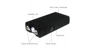 Mini electrosoc cu lanterna, 800 T4