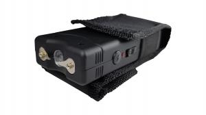 Mini electrosoc cu lanterna, 800 T2