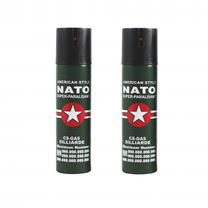 Set 2 sprayuri paralizante, NATO, 60 ml