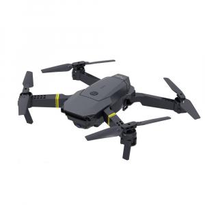 Drona micro pliabila, camera 720p, wi-fi, 2.4 gHz, neagra0