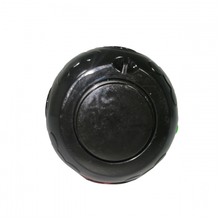 Jucarie antistres, bila Rubik, plastic, negru [3]