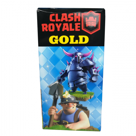 Set 200 de cartonase Clash Royale, cartonate, multicolor seria 6 [1]